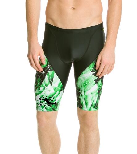 Camo tag - Nike Swim Kaleidotech Jammer Swimsuit