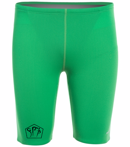 SPP Jammer  - Sporti Poly Pro Solid Jammer Swimsuit