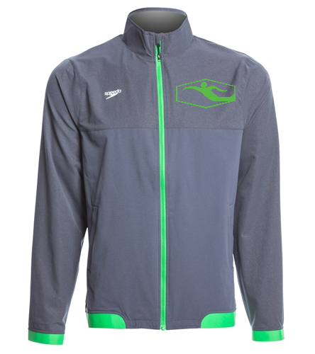 Very warm - Speedo Men's Tech Warm Up Jacket