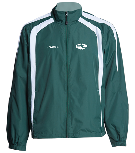 warm - SwimOutlet Unisex Warm Up Jacket
