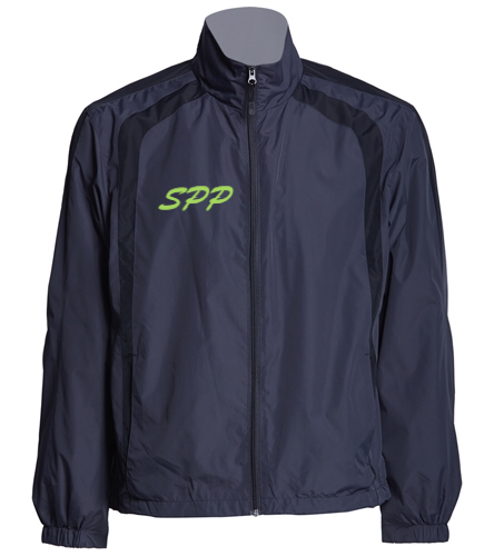 Warm up right - SwimOutlet Unisex Warm Up Jacket