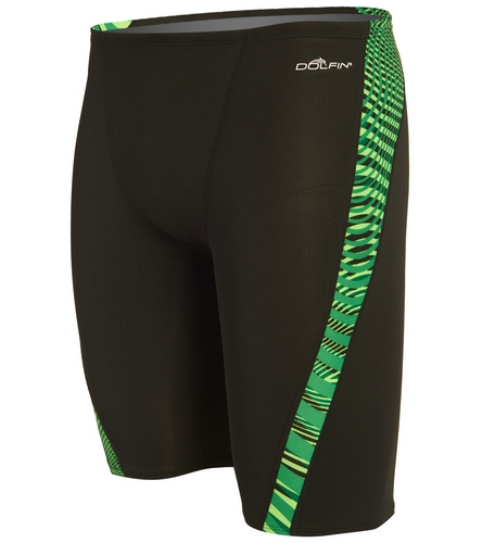 The jazz - Dolfin Poly Fusion Men's Abyss Spliced Jammer Swimsuit