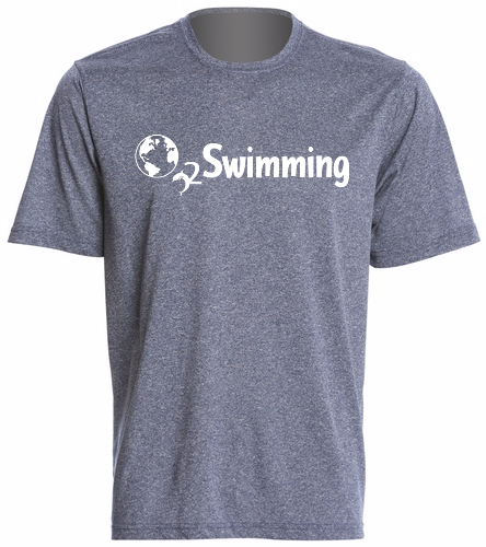 O2  - SwimOutlet Men's Tech Tee