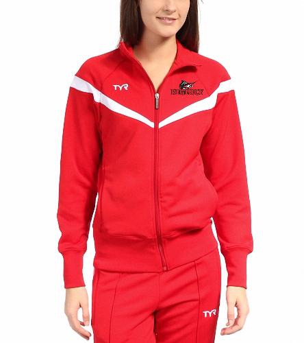 Regency - TYR Freestyle Female Warm Up Jacket