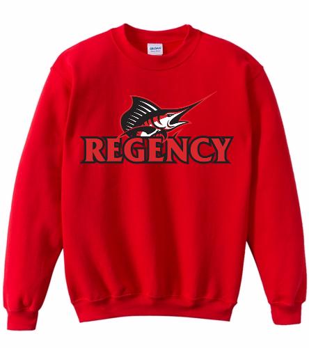 Regency -  Heavy Blend Youth Crewneck Sweatshirt