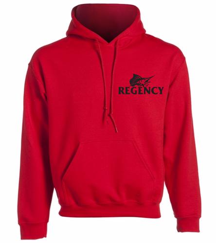 Regency -  Heavy Blend Adult Hooded Sweatshirt