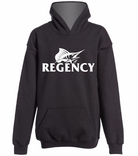 Regency -  Heavy Blend Youth Hooded Sweatshirt