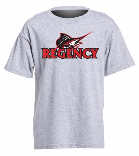 Regency - Heavy Cotton Youth T-Shirt