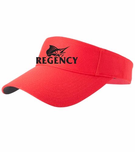 Regency - SwimOutlet Custom Cotton Twill Visor
