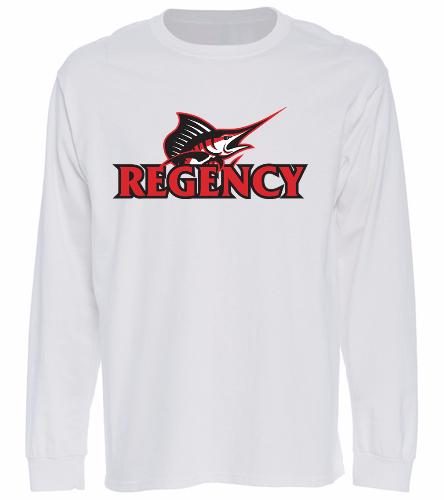 Regency - Long Sleeve T-Shirt