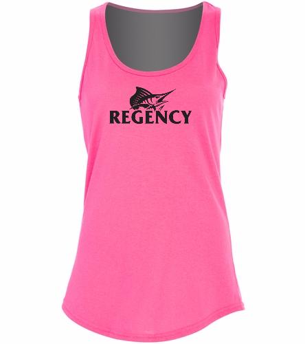 Regency - Ladies 5.4-oz Cotton Tank Top