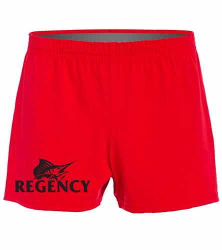 Regency - SwimOutlet Custom Women's Fitted Jersey Short