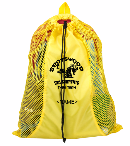 Sea Serpent equipment bag - Sporti Premium Mesh Bag
