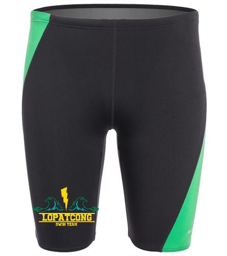 Boys 2019 Custom suit size 26-40 - Sporti Poly Pro Splice Jammer Swimsuit