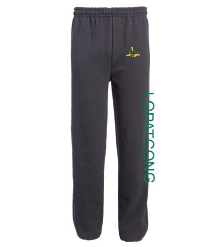 LST - SwimOutlet Heavy Blend Unisex Adult Open Bottom Sweatpants