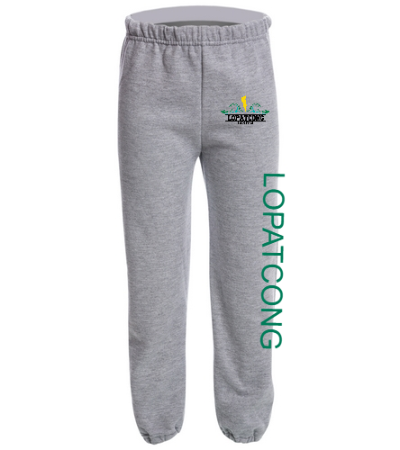 LOPAT - SwimOutlet Heavy Blend Youth Sweatpant