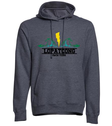 LOPATCONG - SwimOutlet Adult Fan Favorite Fleece Pullover Hooded Sweatshirt