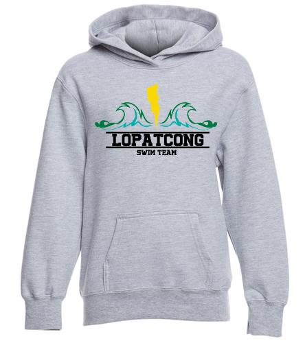 LOPAT - SwimOutlet Youth Fan Favorite Fleece Pullover Hooded Sweatshirt