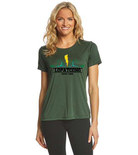 LOPAT - SwimOutlet Ladies PosiCharge® Competitor™ Tee