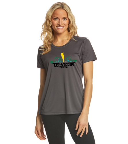 LST - SwimOutlet Ladies PosiCharge® Competitor™ Tee