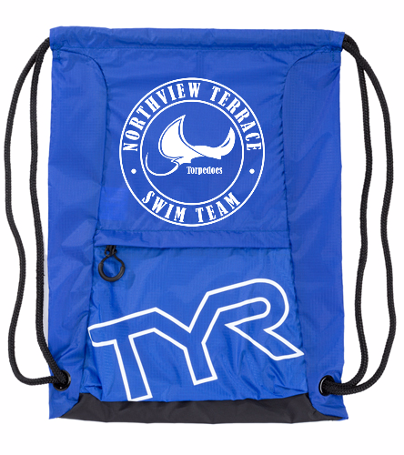 NVTSC Draw String Bag  - TYR Draw String Sack Pack