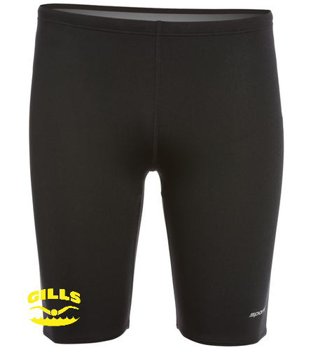 Gills  - Sporti Poly Pro Solid Jammer Swimsuit