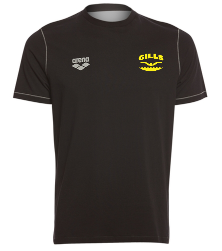 Gills - Arena Unisex Team Line Crew Neck Short Sleeve T Shirt