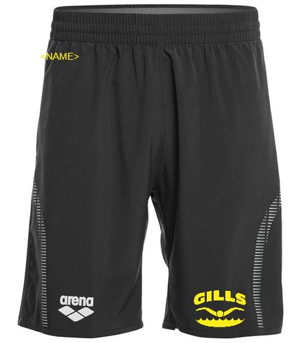 Gills  - Arena Unisex Team Line Long Bermuda Short