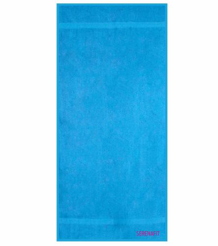 Caribbean Beach Towel - Royal Comfort Terry Cotton Beach Towel 32 x 64