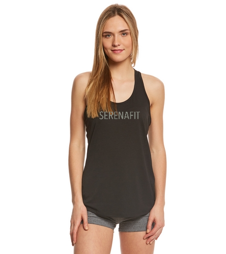 Signature Tank Two - Lucy Women's Workout Racerback Tank