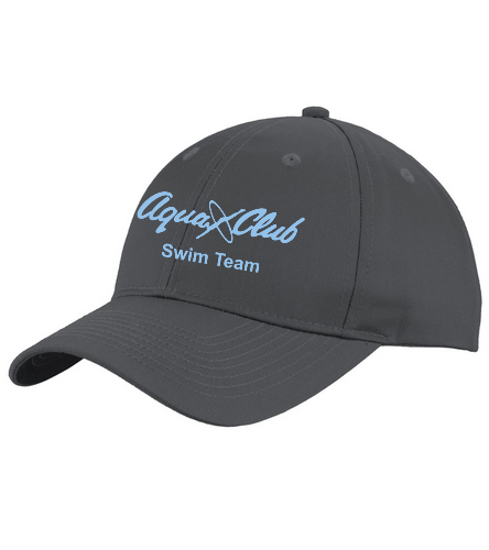 AC Grey Hat - Unisex Performance Twill Cap