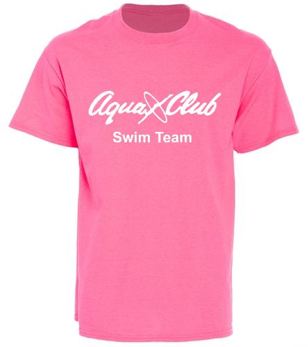 AC Pink T-shirt -  Cotton T-Shirt - Brights