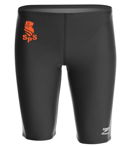 Sea Tigers Boys Speedo Jammer - Speedo Men's Solid Endurance+ Jammer Swimsuit