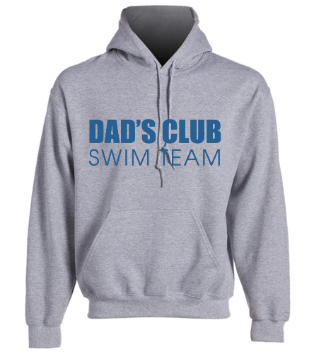 Dads sweat shirt - SwimOutlet Heavy Blend Unisex Adult Hooded Sweatshirt
