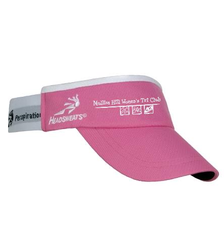 Visor pink - Headsweats SuperVisor