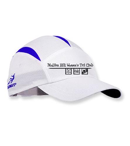 Cap blue - Headsweats Go Hat