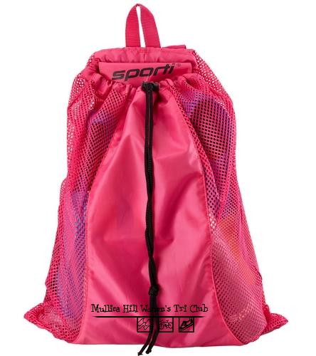 Sports bag - Sporti Premium Mesh Backpack