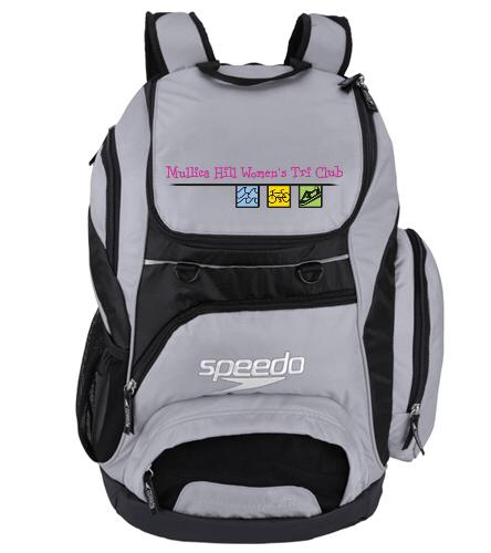 Speedo multi gray - Speedo Large 35L Teamster Backpack