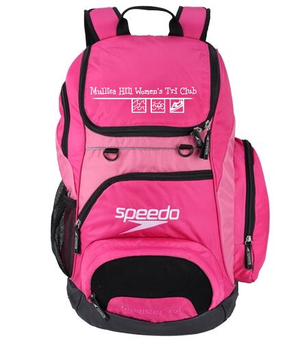Speedo pink - Speedo Large 35L Teamster Backpack