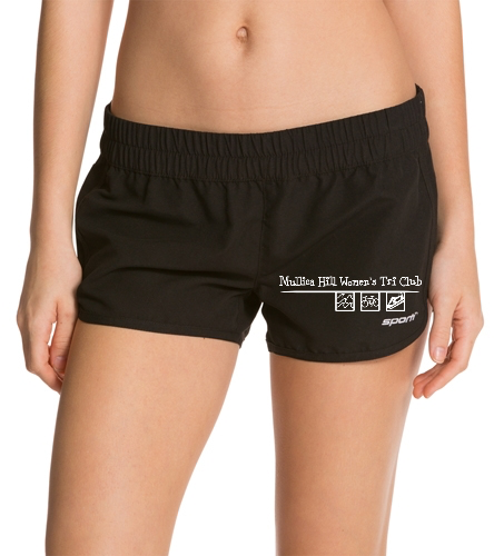 Black shorts - Sporti Women's Cruiser Short