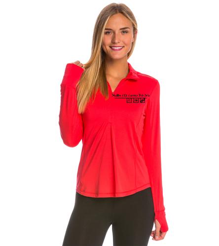 Poppy pullover - Brooks Women's Dash 1/2 Zip Pullover