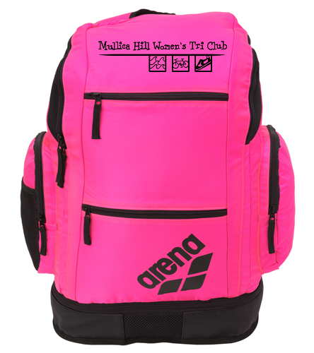 Pink arena - Arena Solid Spiky 2 Large Backpack