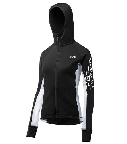 tyr warm up jacket - TYR Alliance Victory Women's Warm Up Jacket