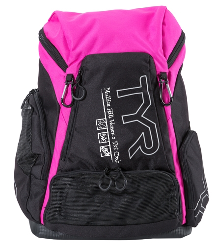 Twisted pink - TYR Alliance 30L Backpack