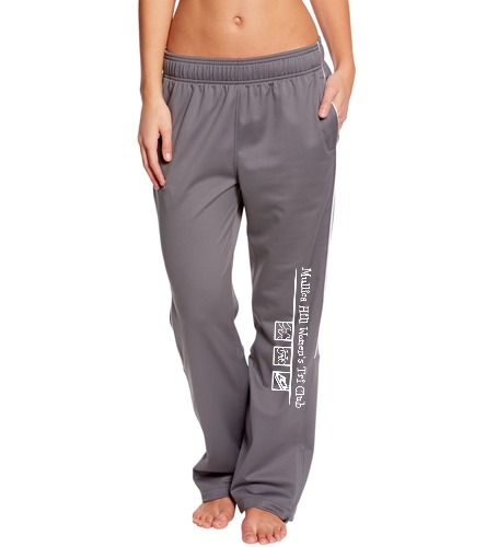 Gray Pants - Under Armour Women's Rival Knit Warm-Up Pant