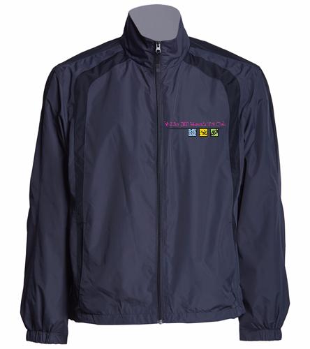 warm up multi - SwimOutlet Unisex Warm Up Jacket
