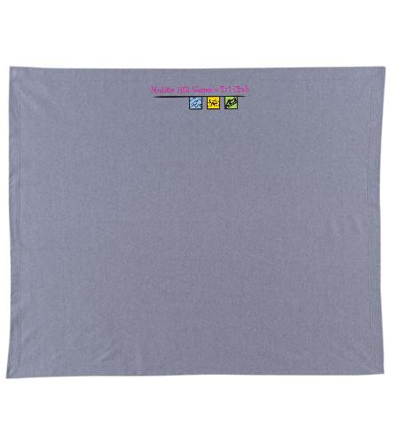 blanket logo - SwimOutlet Stadium Blanket