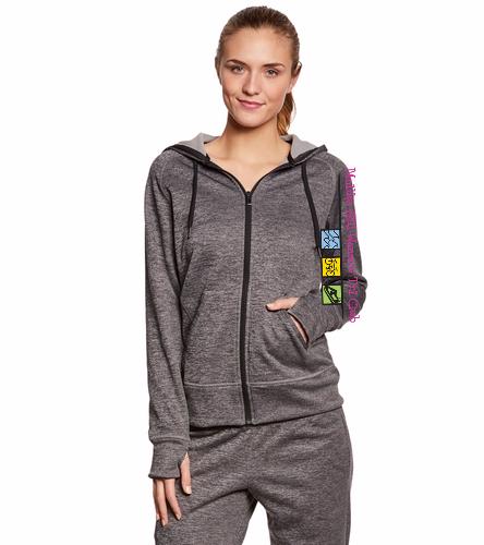 zip up multi - Adidas Women's Team Issue Full Zip Fleece