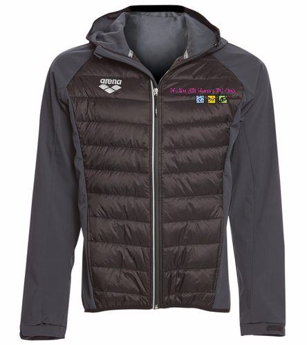 quilted jacket - Arena Unisex Team Line Quilted Soft Shell Jacket