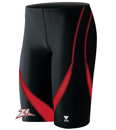 2019 Zizzer Boys Team Suit - TYR Men's Alliance Splice Jammer Swimsuit